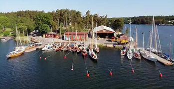 Chantier Blombergs en Suède