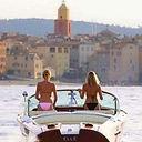 On rentre au port de Saint-Tropez