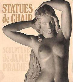 Statues de chair de Pradier