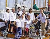 Dames de Saint-Tropez Equipage