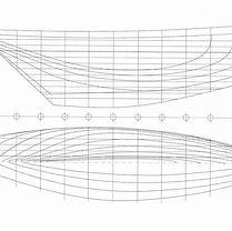 Marigold, plan de formes