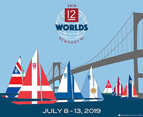 Affiche Worlds 12mR 2019