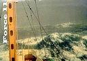 Un vent de force 11, c'est une violente tempête