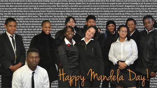 Mandela Day, 2019