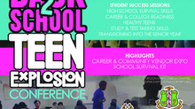 Raising Academics to Another Level at the Back-to-School Teen Explosion Conference