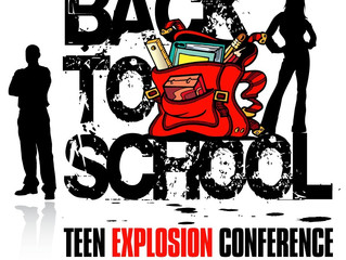 5th Annual Back-to-School Teen Explosion Conference