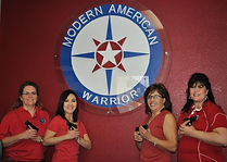 Women's Self defense, Women's shooting Club