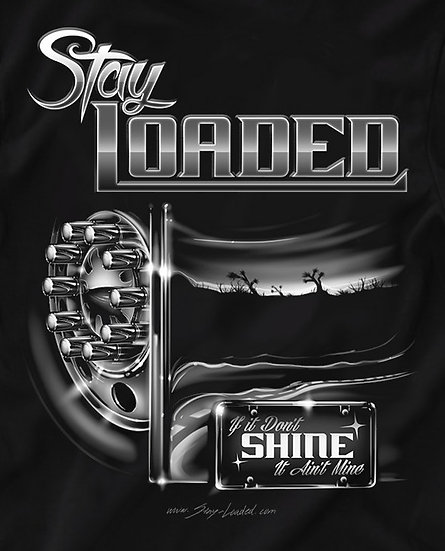 Stay Loaded Stubby Holder ''SHINE''