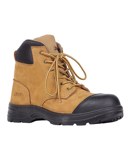 COMPOSITE TOE LACE UP SAFETY BOOT
