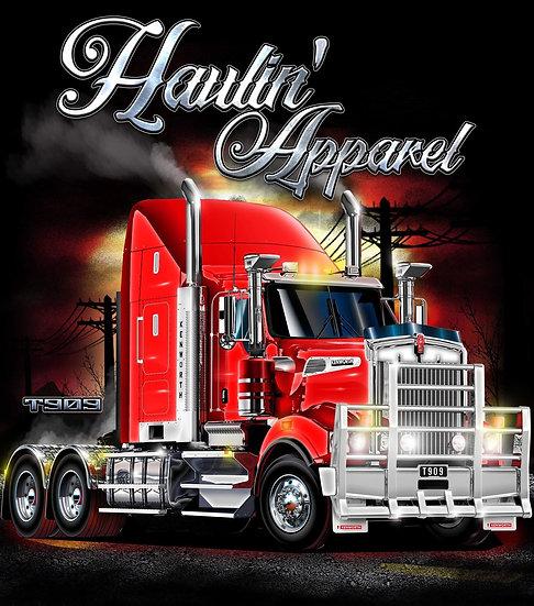 Haulin 909 ladies T shirt