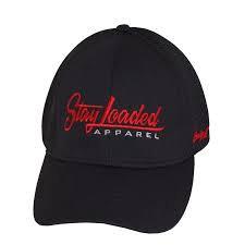 """Stay Loaded Hat """"black''"""