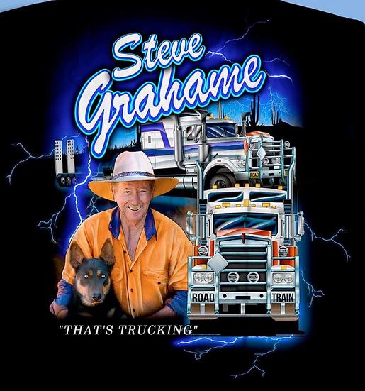 Steve Grahame  Hoodies