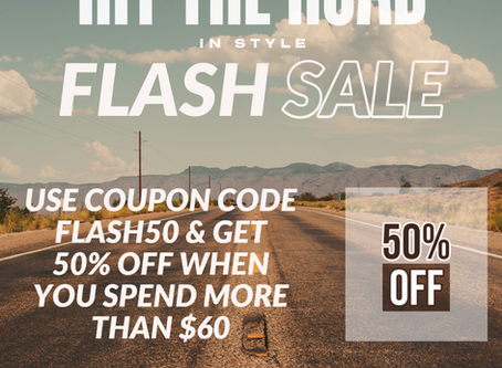 Flash Sale on NOW!