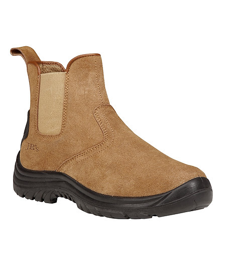 OUTBACK ELASTIC SIDED SAFTY BOOT