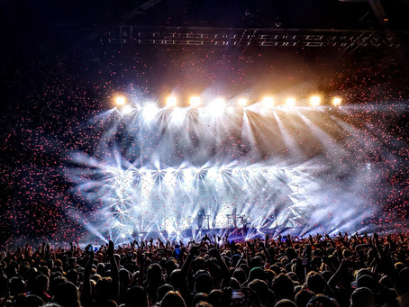 концерт Three Days Grace в Санкт-Петербурге