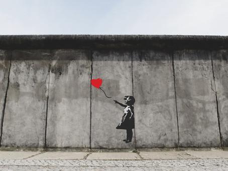 Выставка Banksy в Санкт-Петербурге?