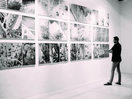 Выставка индустриальной фотографии в «Порту Севкабель»