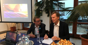 Chladek Tibor polgármester-jelölt választási fórumot tartott Hernádon