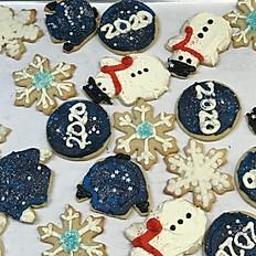 Velvet Sugar Cookies