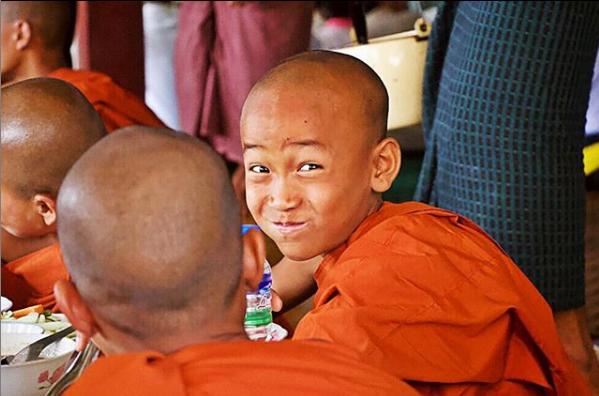 #monks #myanmar #amazingpeople #amazingp