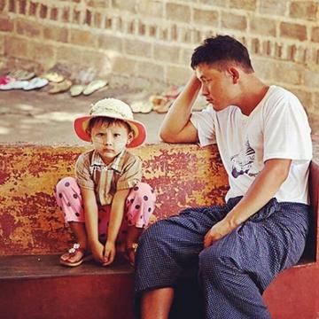 #myanmar #pindaya #amazingpeople #amazin