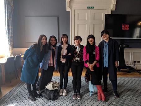 British Chinese Women: Interdisciplinary Workshop, Kings College London