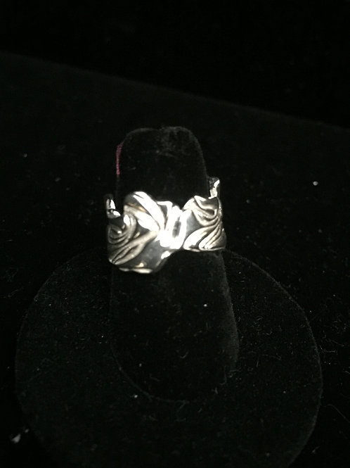 Abstract Texture Ring