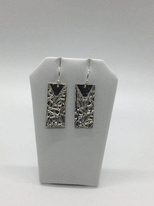 Branch Texture Earrings
