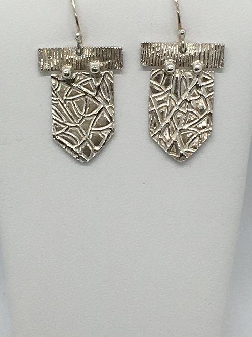 Branch Banner Earrings