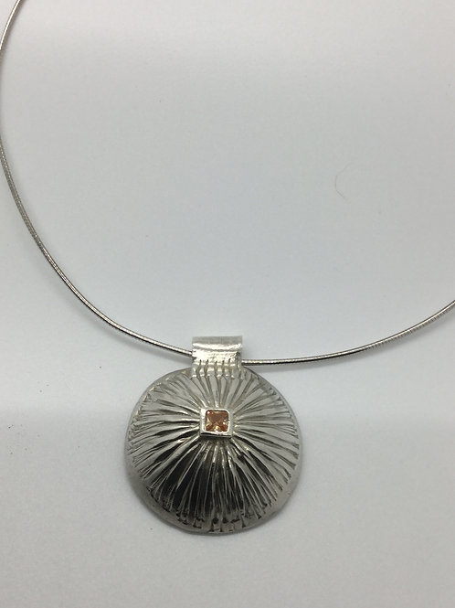 Textured Dome Pendant