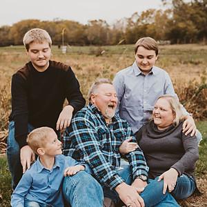 Brandau Family