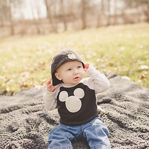 Ethan 9 month