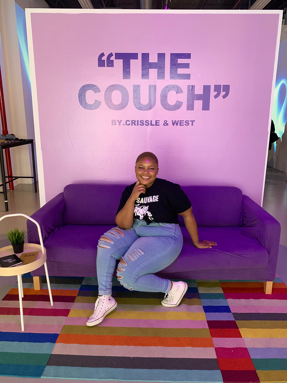 The Couch by Crissle & West