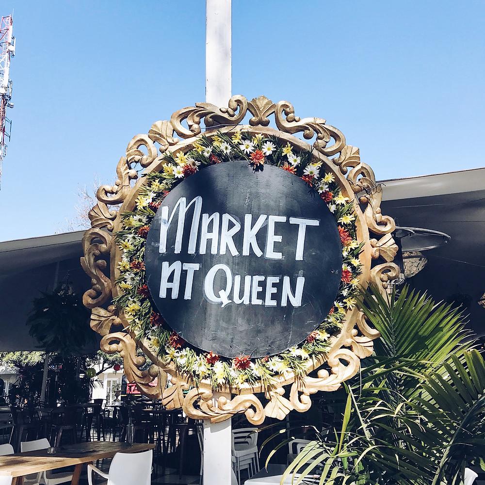 Market at Queen, Harare, Zimbabwe