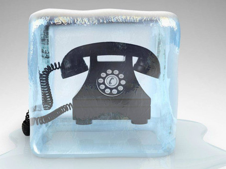 Never make another COLD call again!