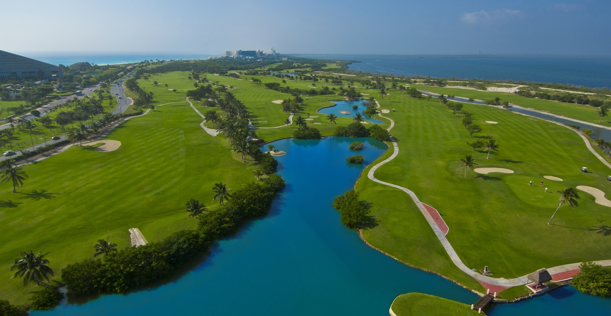 Iberostar Golf Resort, Cancun