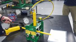 HDPE Pipe Destructive Testing