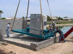 Variable Speed Pump Station