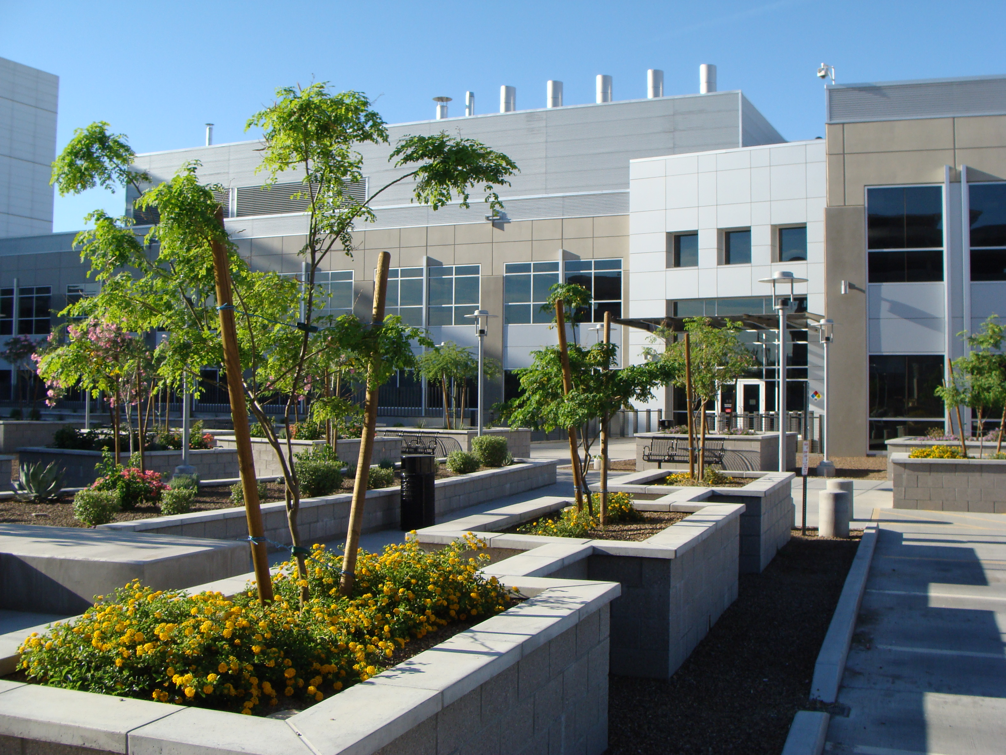 City of Phoenix Downtown Crime Lab