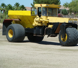 150 Acres Sand Spreading