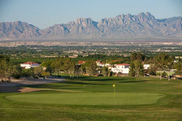 Picacho Hills CC, Las Cruces NM