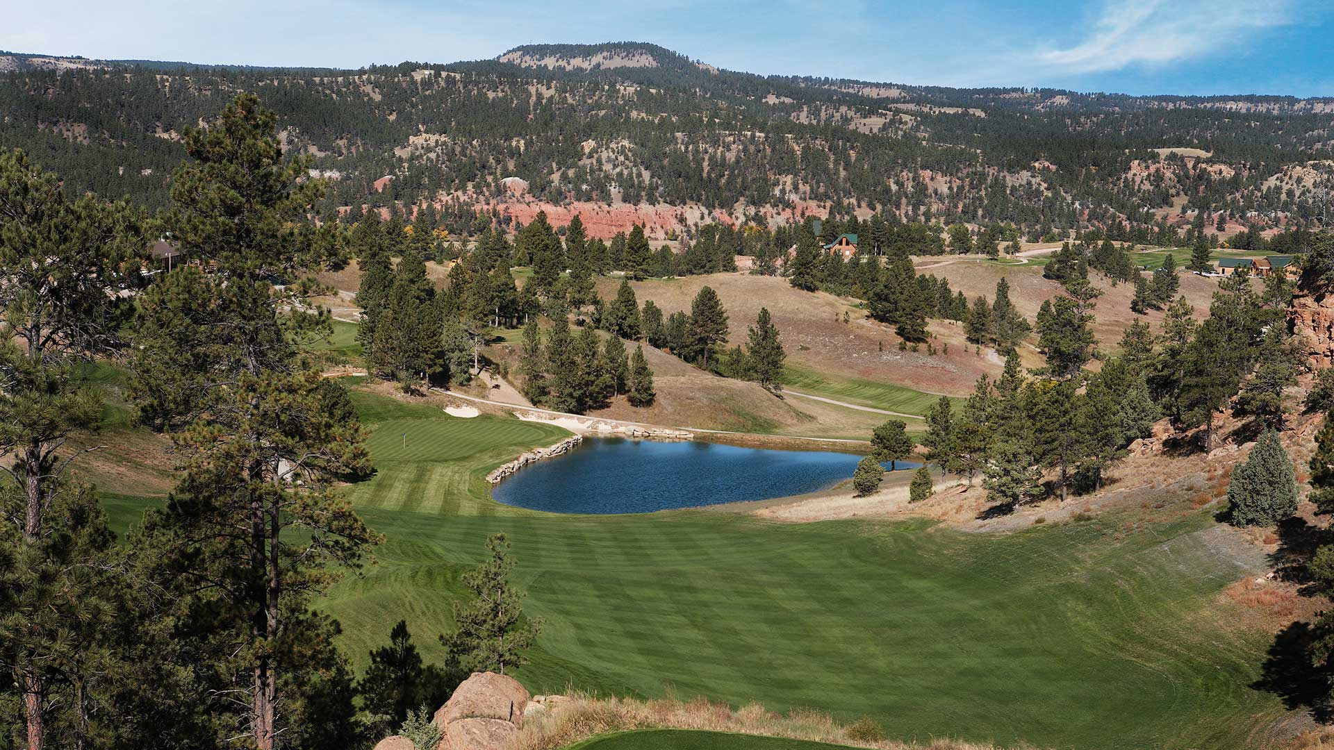 Devils Tower Golf Club, Hulett WY