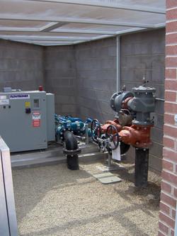 Booster Pump Installation