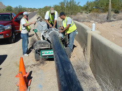 HDPE Fusion Pipelines