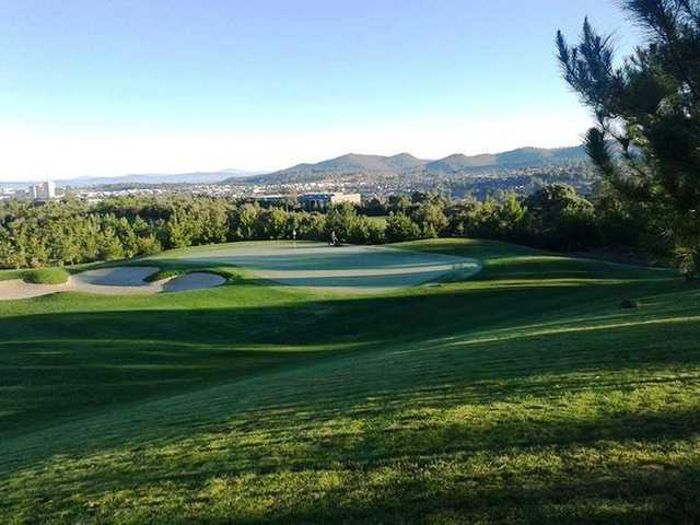 Altozano Club de Golf, Morelia Mex