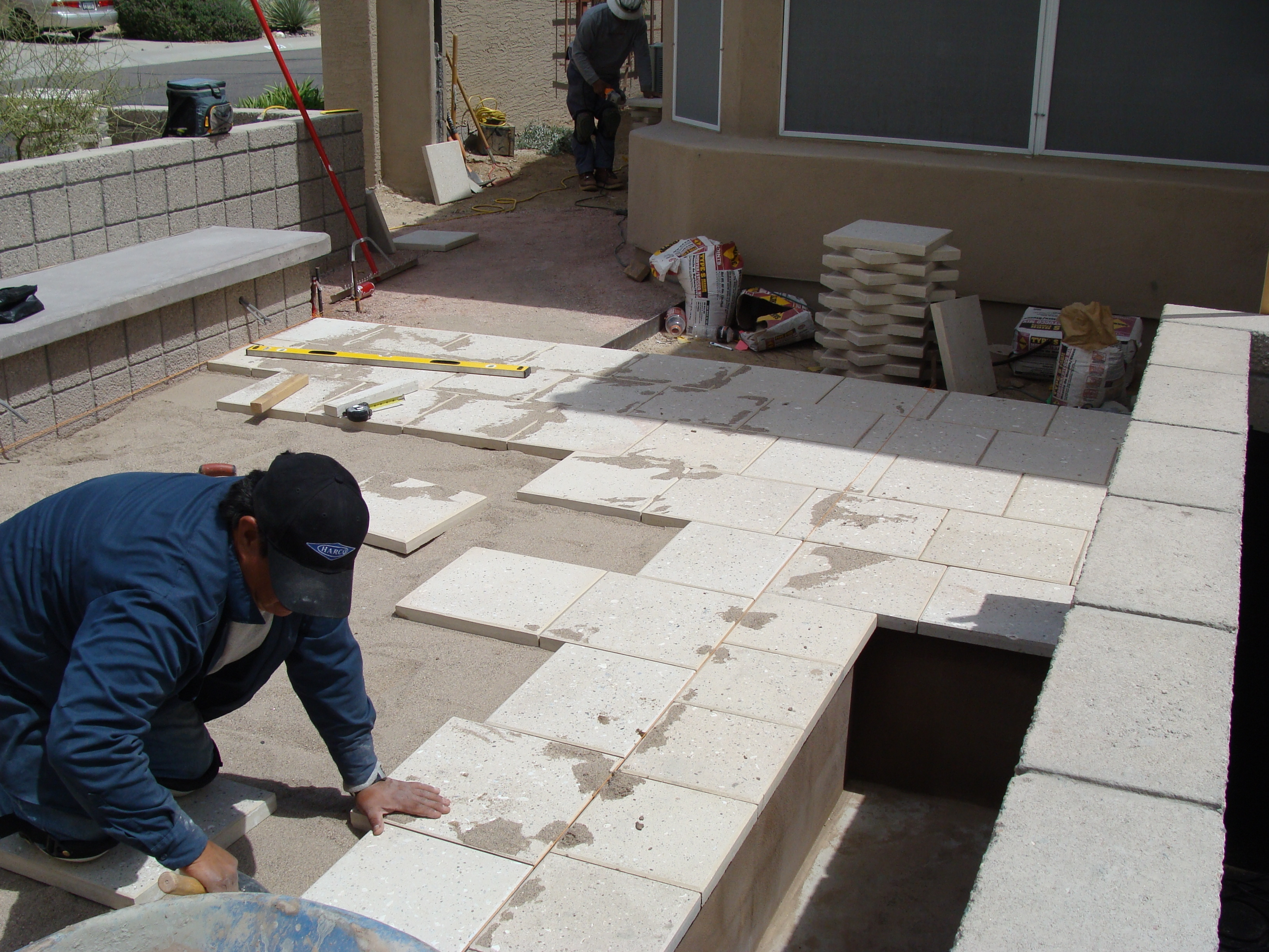 Concrete Pavers Design-Build