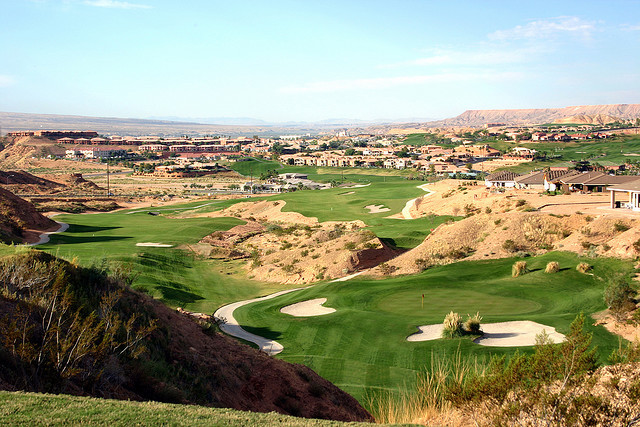 The Oasis G.C., Mesquite NV