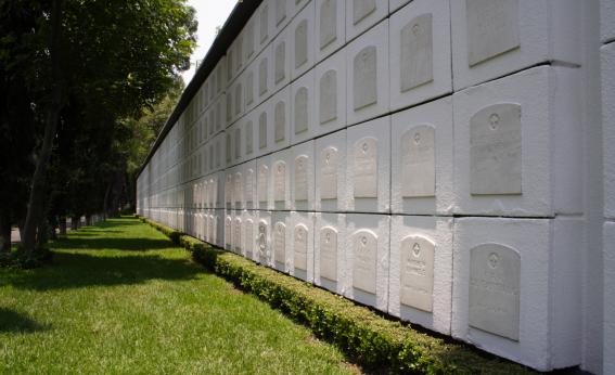 U.S. National Cemetery, Mexico City