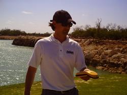 Kevin Plageman GPS in Mexico