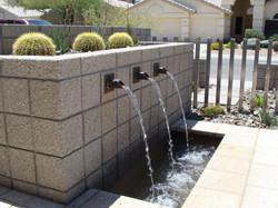 Entry Fountain Design-Build